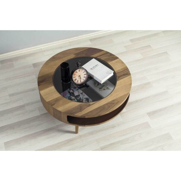 Moon Round Middle Coffee Table