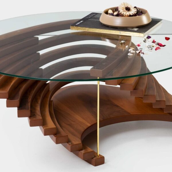 Castle Bevel Coffee Table