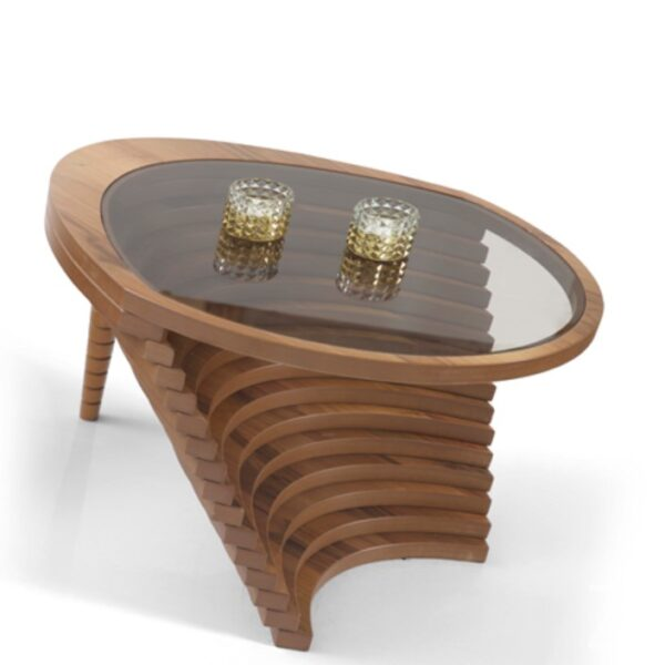 Castle Side Coffee Table